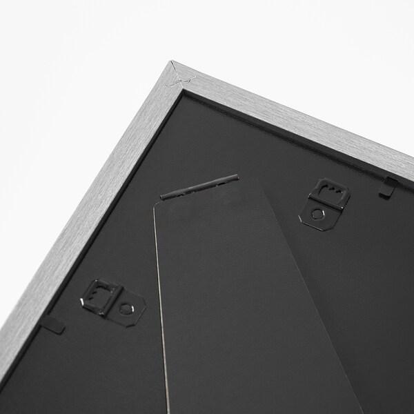 SILVERHÖJDEN marco gris plata 13 cm 18 cm 10 cm 15 cm 9 cm 14 cm 15 cm 20 cm
