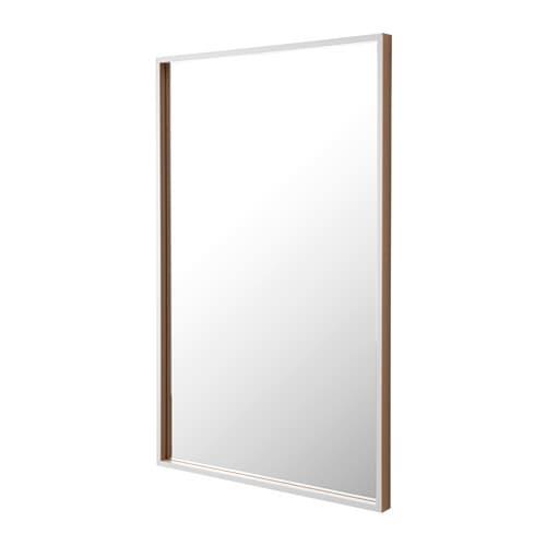 Skogsv g espejo ikea for Espejo horizontal salon