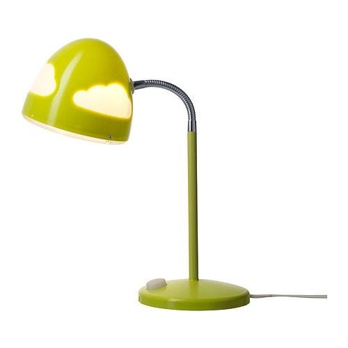 SKOJIG Llum de treball IKEA. Provat i amb protecció perquè els nens no el puguin manipular.