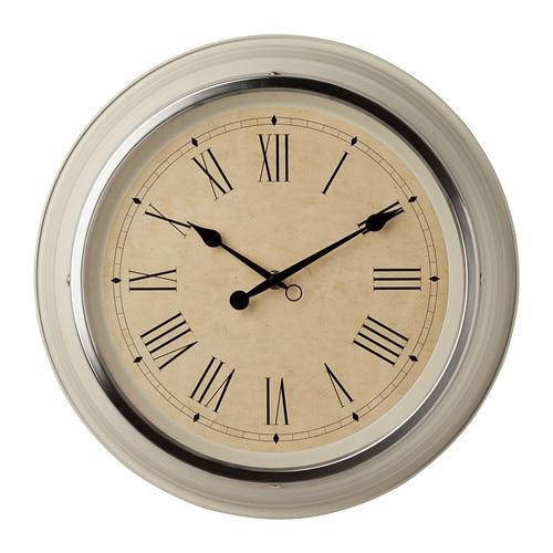 skovel reloj de pared ikea