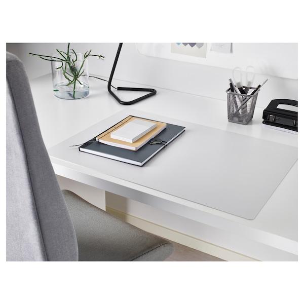 SKRUTT Protector de escritorio, blanco, 65x45 cm