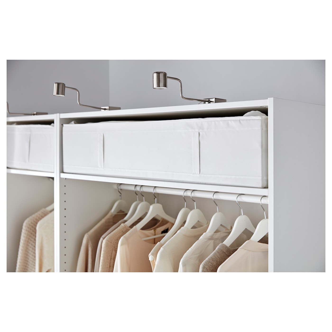 Skubb Bolsa De Almacenaje Blanco 93 X 55 X 19 Cm Ikea