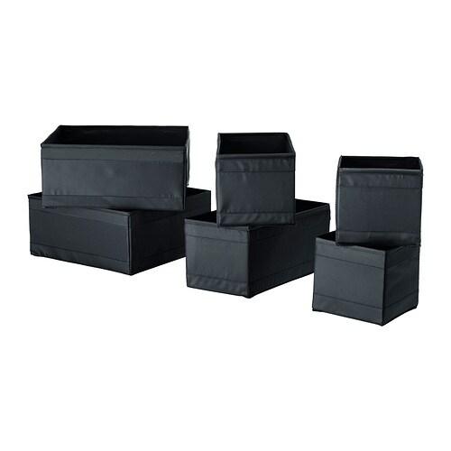 Skubb caja juego de 6 ikea - Cajas de ikea ...