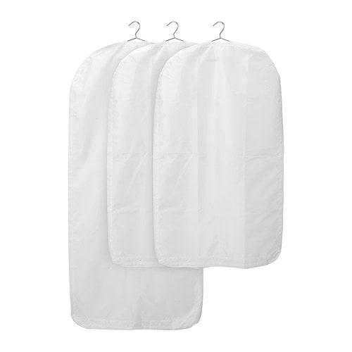 SKUBB  - funda ropa, blanc