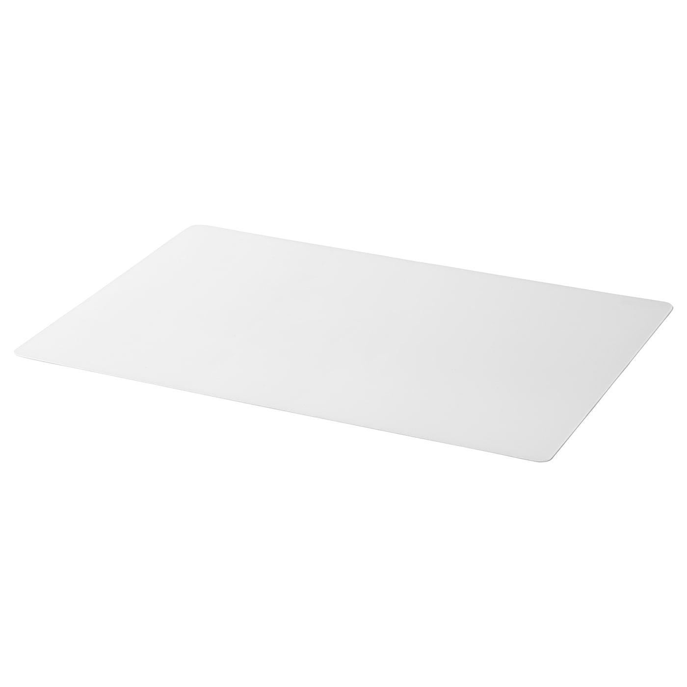 Micke escritorio blanco 142 x 50 cm ikea - Protector de escritorio ...