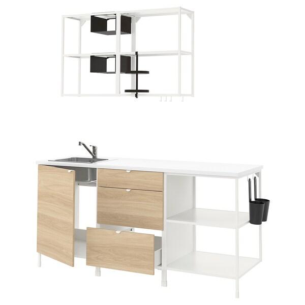 SKYDRAG / TRÅDFRI Kit iluminación, blanco
