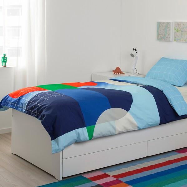 SLÄKT Cama nido, blanco, 90x200 cm IKEA
