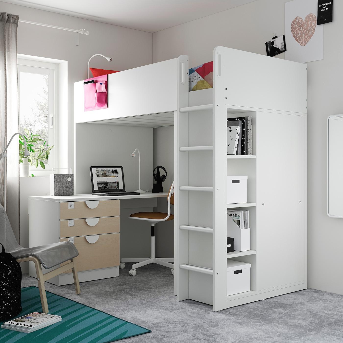hacer cama alta con muebles de ikea