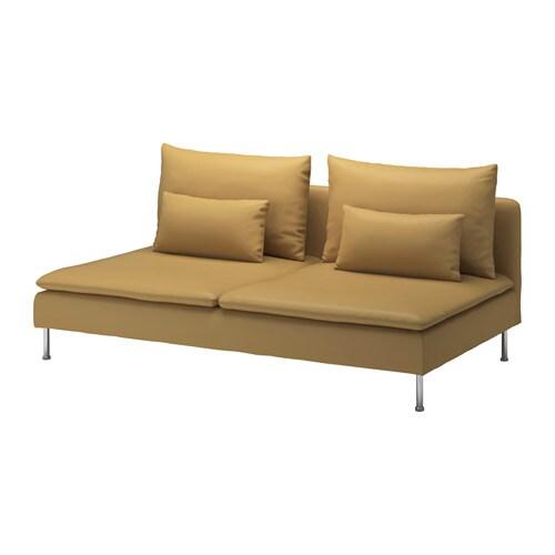 S derhamn funda m dulo sof 3 p samsta amarillo oscuro - Funda para sofa ikea ...