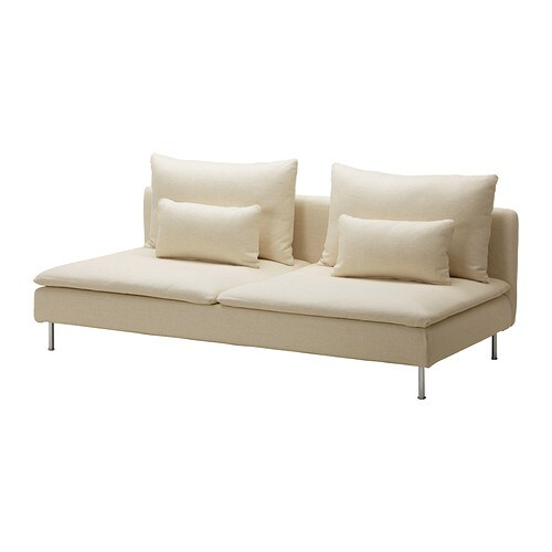Productos para el sal n sof s mesas de centro e ideas - Sofa cama pequeno ikea ...