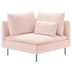 Funda: Samsta rosa claro.