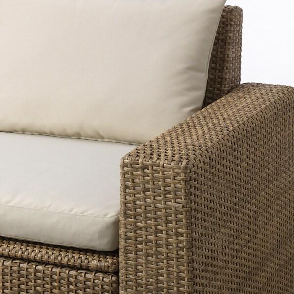 IKEA SOLLERÖN Sofá 4 esquina modular exter