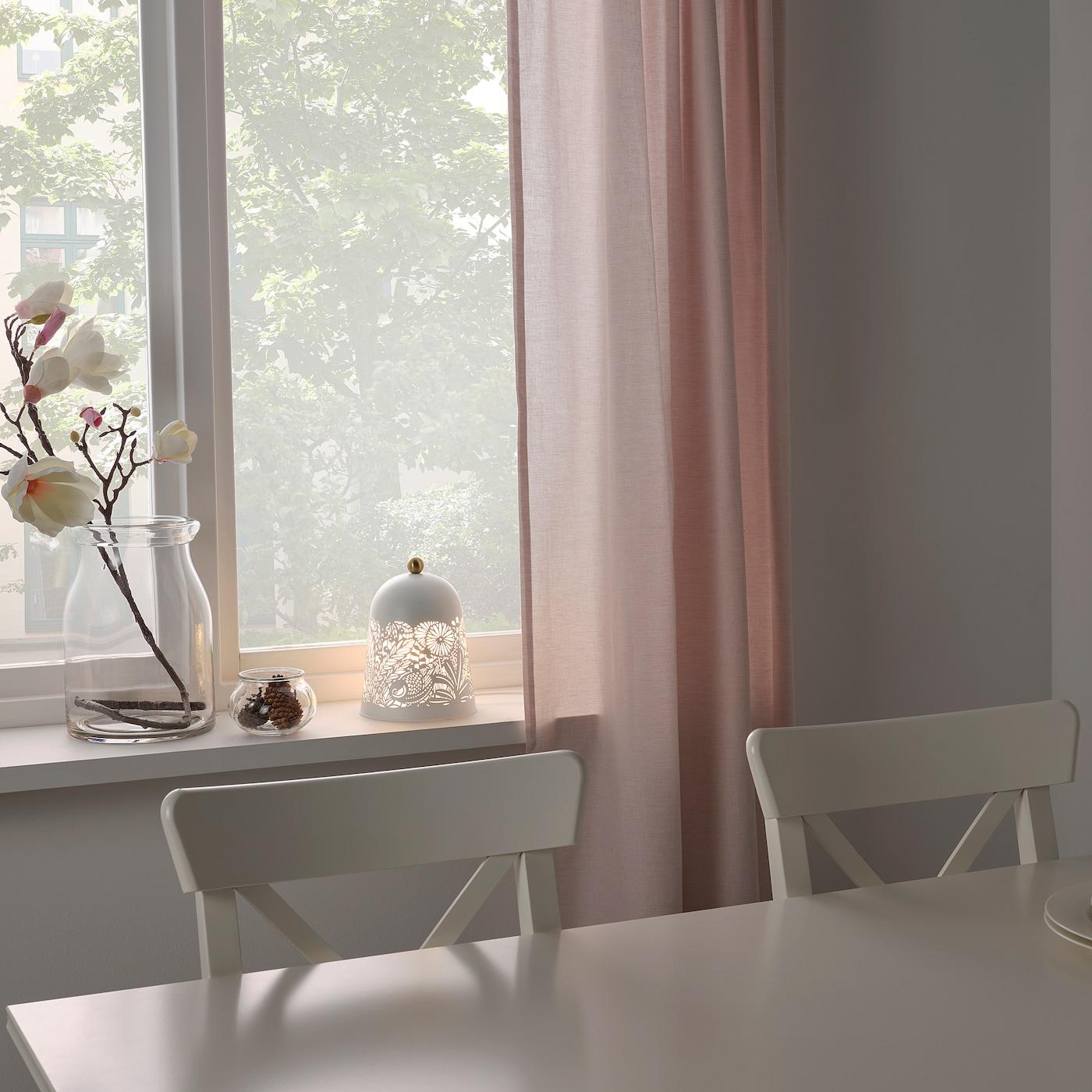 cortinas arbole i pajaro ikea