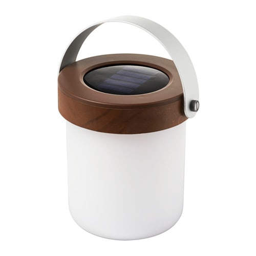 solvinden l mpara mesa solar led ikea. Black Bedroom Furniture Sets. Home Design Ideas