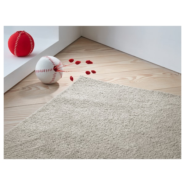 IKEA SPORUP Alfombra, pelo corto