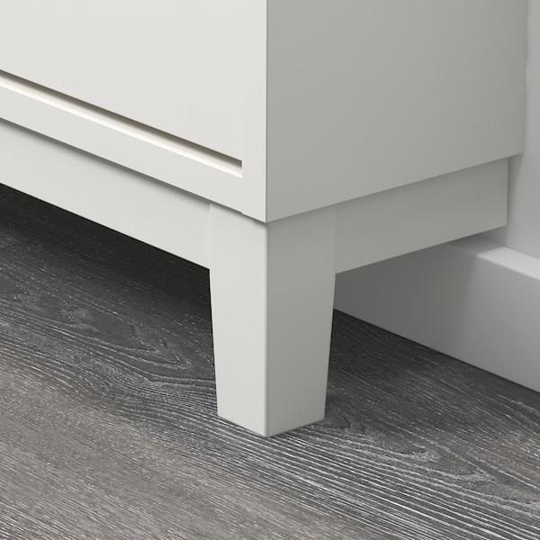 STÄLL Zapatero 3, blanco, 79x29x148 cm