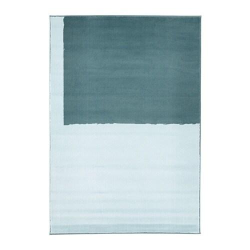 Stilleb k alfombra pelo corto ikea for Ikea alfombra azul