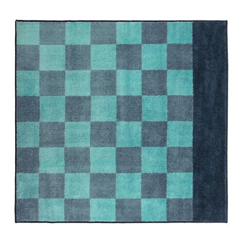 Stillsamt alfombra ikea for Ikea alfombra azul