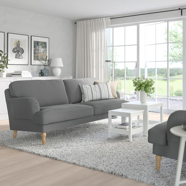 sofa ikea stocksund 3 plazas