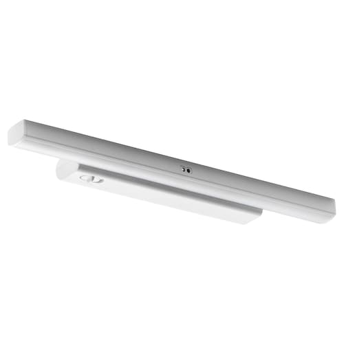 STÖTTA iluminación LED armario sensor a pilas blanco 50 lm 32 cm 5.5 cm 2 cm