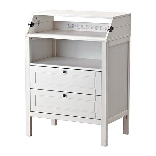 Sundvik mesa de beb c moda ikea - Ikea comodas bebe ...