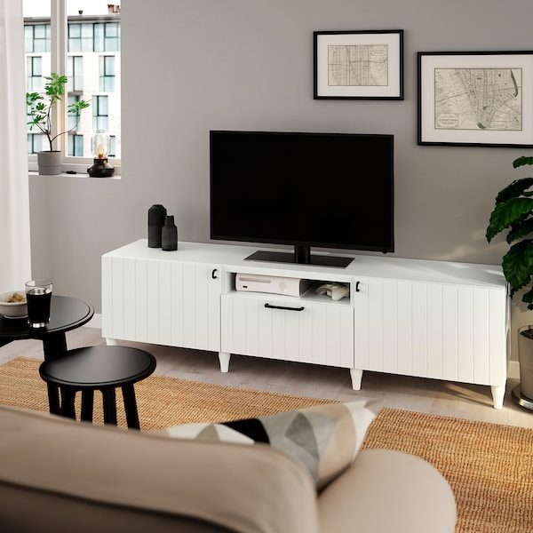 SUTTERVIKEN Frente de cajón, blanco, 60x26 cm
