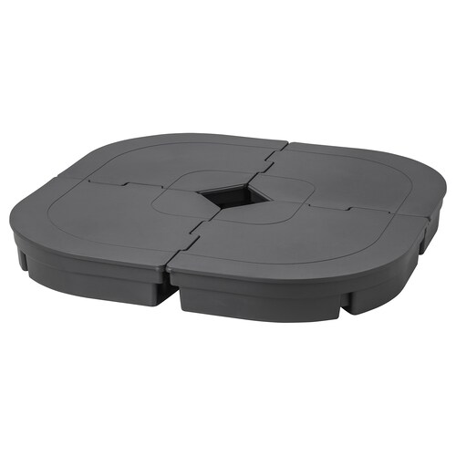 SVARTÖ base para sombrilla 99 cm 99 cm 11 cm