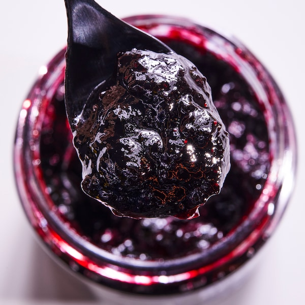 SYLT BLÅBÄR Mermelada de arándanos azules, ecológico, 425 g