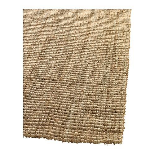 TÅRNBY Alfombra, lisa IKEA Cada alfombra es única, ya que ha sido tejida a mano por un experto artesano.