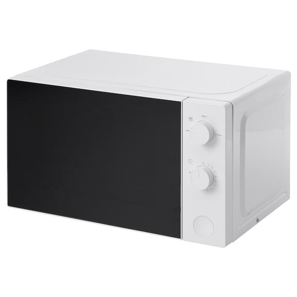 TILLREDA Horno microondas, blanco
