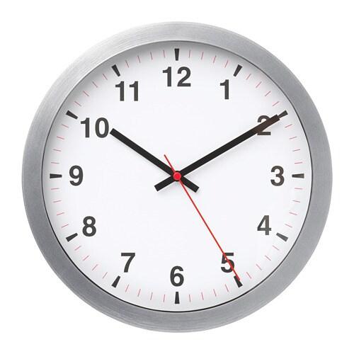 Tjalla reloj de pared 28 cm ikea - Reloj de pared adhesivo ikea ...