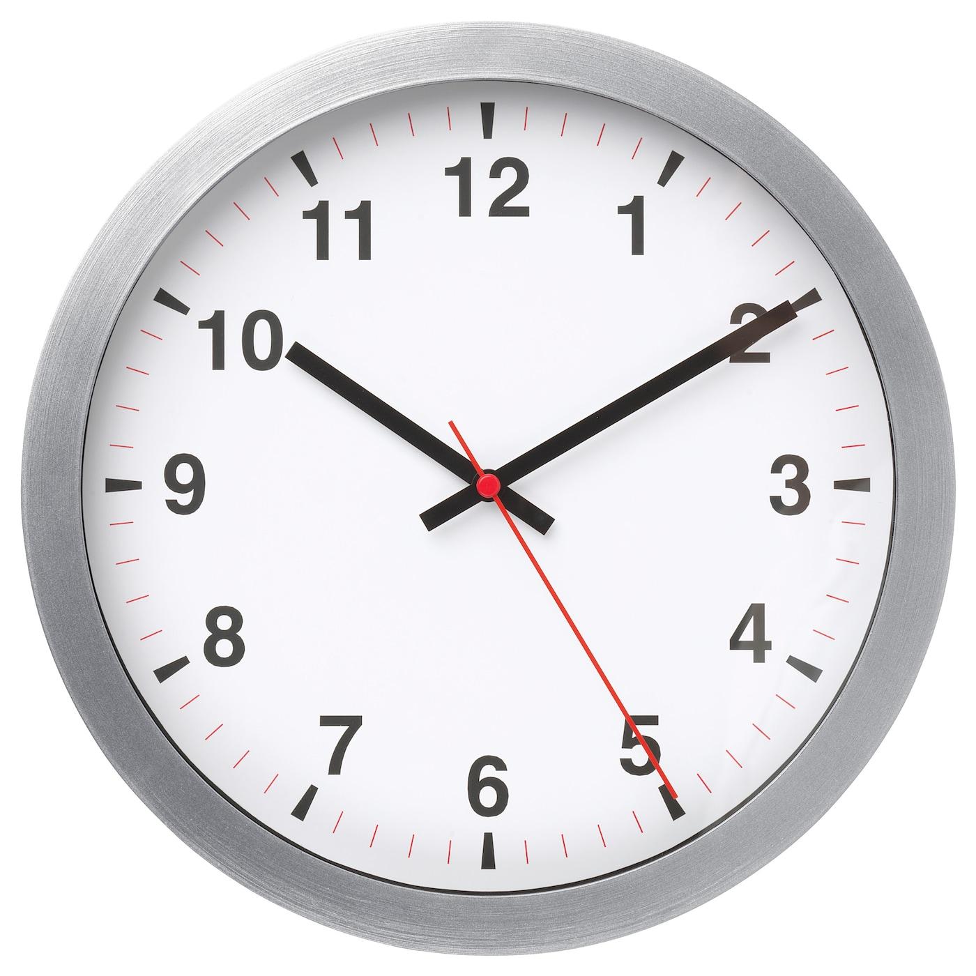 Tjalla reloj de pared 28 cm ikea for Ikea orologio parete