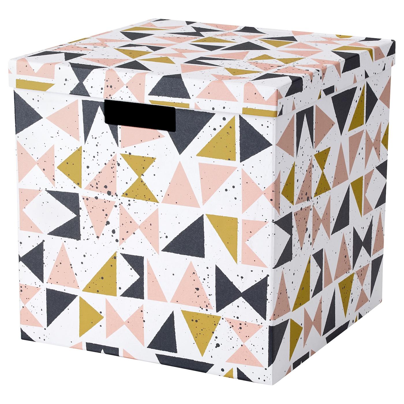 Cajas Y Cestos Organizacion Y Almacenaje Compra Online Ikea