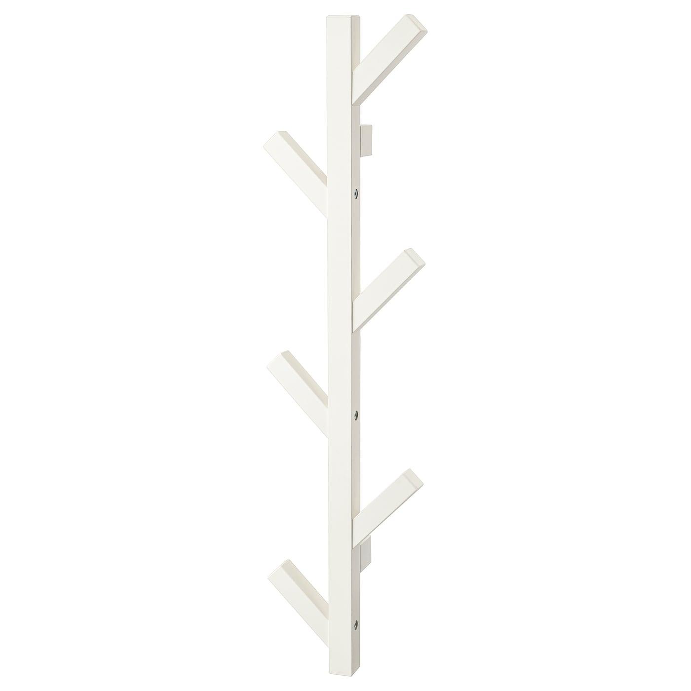 Tjusig Perchero Blanco 78 Cm Ikea
