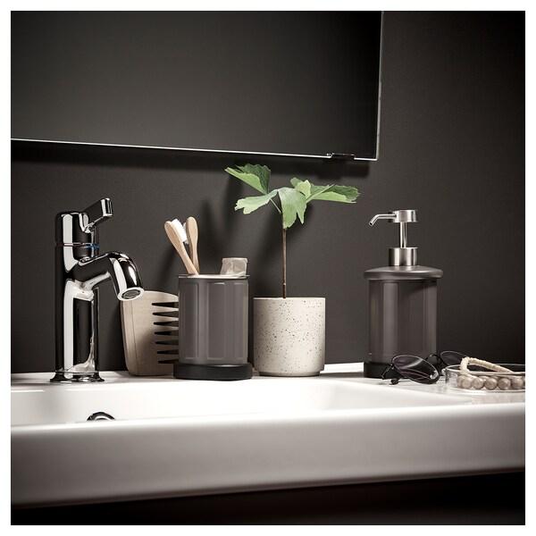 TOFTAN Dispensador jabón, gris