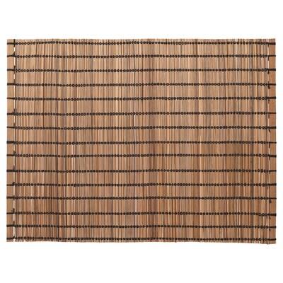 TOGA Mantel individual, bambú, 35x45 cm