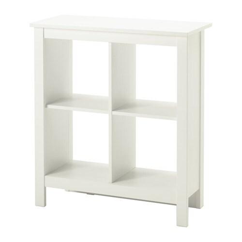 TOMNÄS Estantería, 81x92 cm, blanco