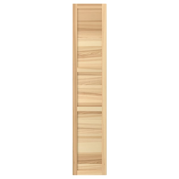 TORHAMN puerta natural fresno 39.7 cm 200.0 cm 40.0 cm 199.7 cm 2.0 cm