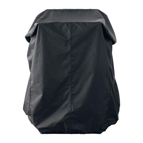 TOSTERÖ Funda juego muebles Negro 100 x 70 cm - IKEA