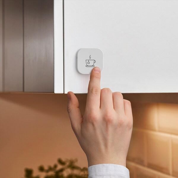 TRÅDFRI Botón de atajo, blanco