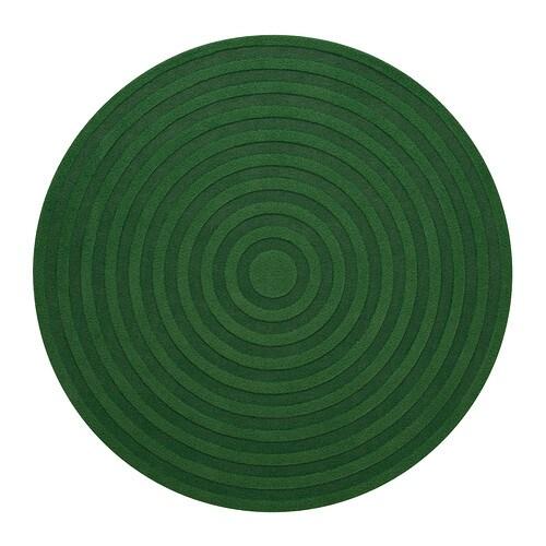Tvis alfombra ikea for Alfombra verde ikea