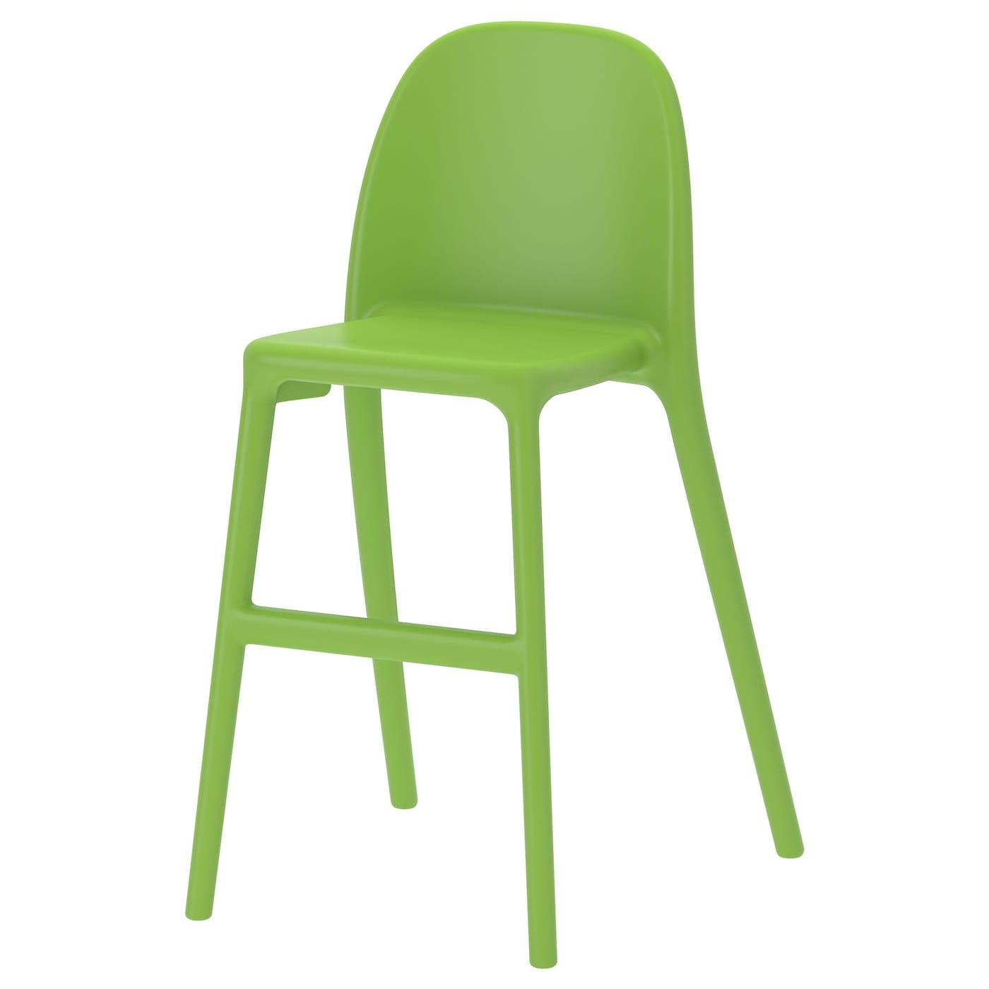 URBAN Silla júnior Verde - IKEA
