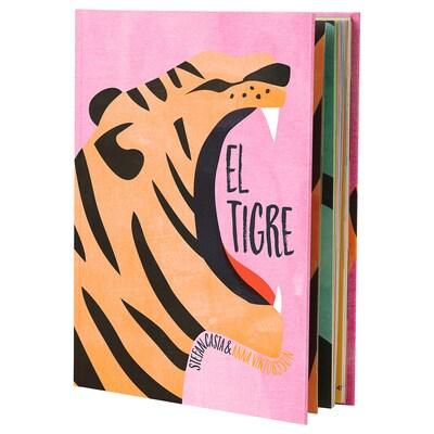 URSKOG Libro, Encuentro con el tigre