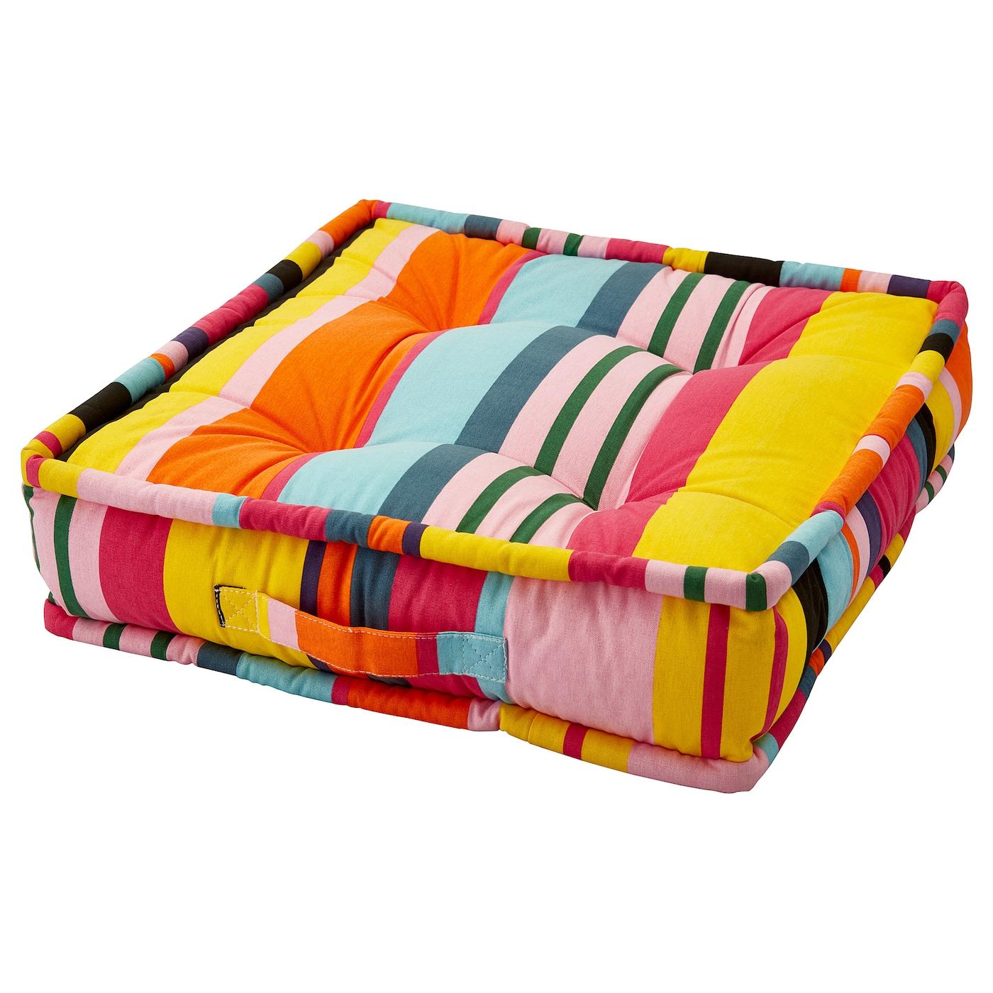 Ursprunglig Cojin Suelo Raya 45 X 45 X 10 Cm Ikea