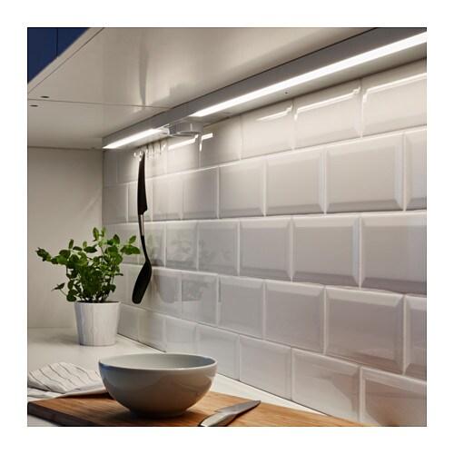 Utrusta iluminaci n encimera led color de aluminio 80 for Iluminacion encimera