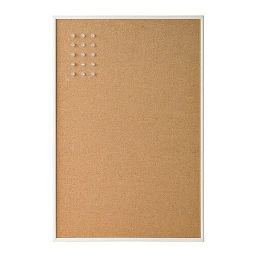 Tablón de anuncios, blanco