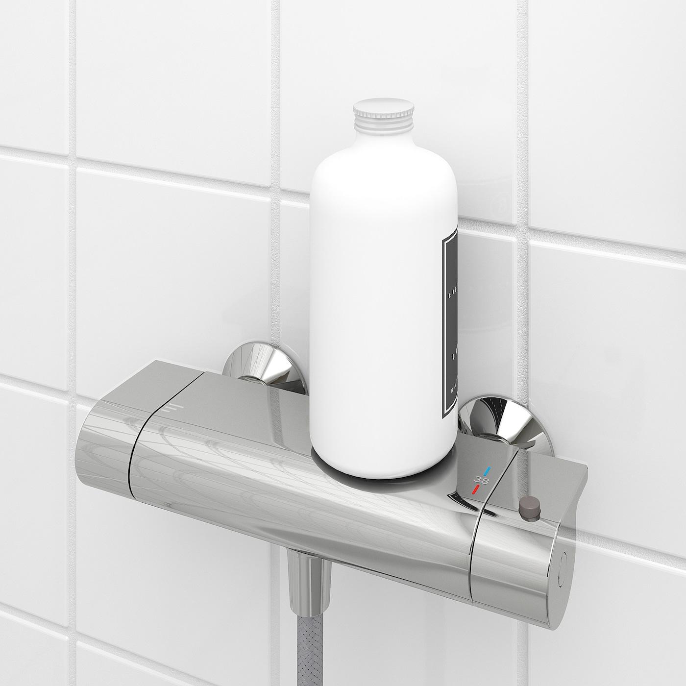 VALLAMOSSE Mezclador termostato ducha cromado 150 mm