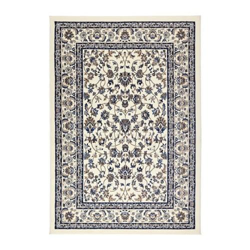 Vall by alfombra pelo corto 133x195 cm ikea for Ikea alfombra azul