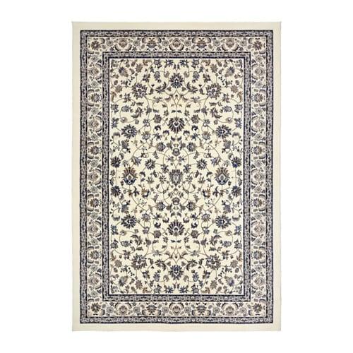 Vall by alfombra pelo corto 200x300 cm ikea for Ikea alfombra azul