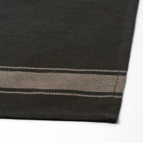 VARDAGEN delantal negro 92 cm
